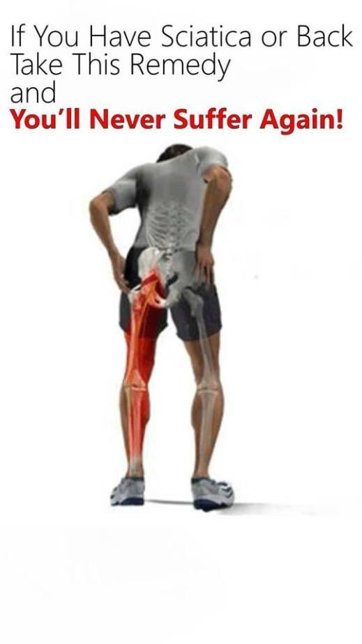 The Term Sciatica Refers To The Pain Felt In The Lower Part Of The