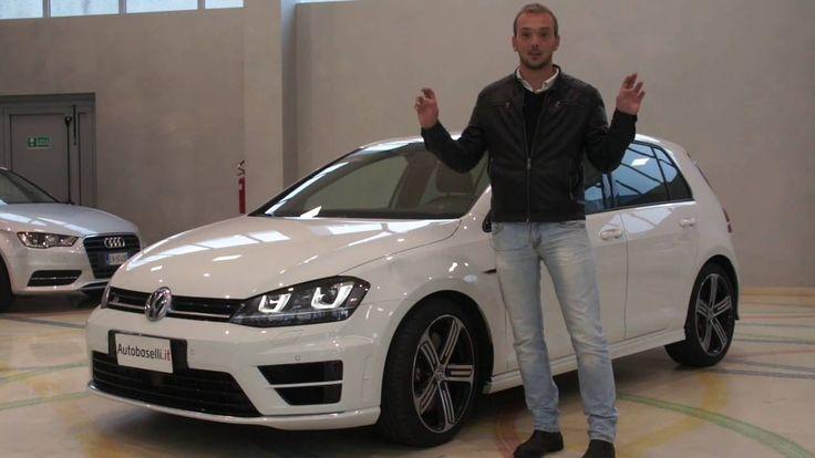 Volkswagen Golf 2.0 R 4Motion 300CV - Autobaselli.it