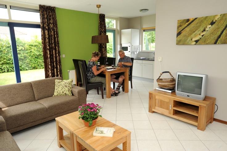 Woonkamer villa Hoorn (comfort)
