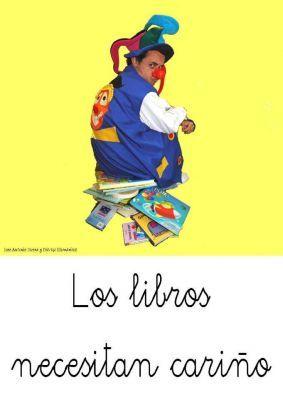 Los libros necesitan cariño
