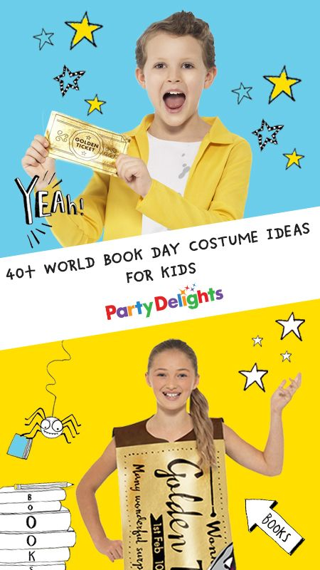 Is your child dressing up for World Book Day 2018? Check out our handy round-up of the best World Book Day costume ideas! From Alice in Wonderland, Harry Potter and Roald Dahl costumes to brand new David Walliams costumes, we've got all the inspiration you need for an amazing book character costume!