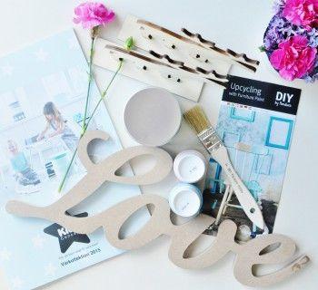 DIY, Love, home, flower, dekoracje, dom,