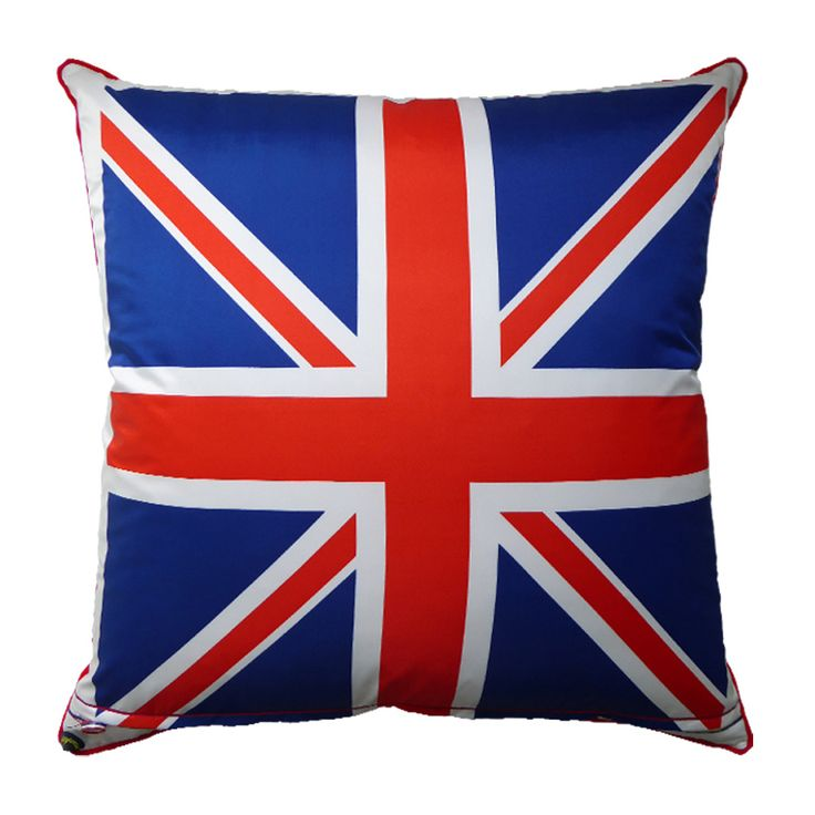 London Vintage Cushion