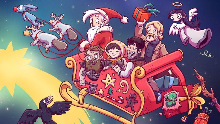 Daedalic Christmas