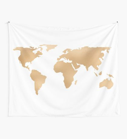The 25 best world map with continents ideas on pinterest world world map deep gold rush deep gold rush yellow gold shiny shimmery world map design map of the world with nearly all of the continents included sciox Image collections