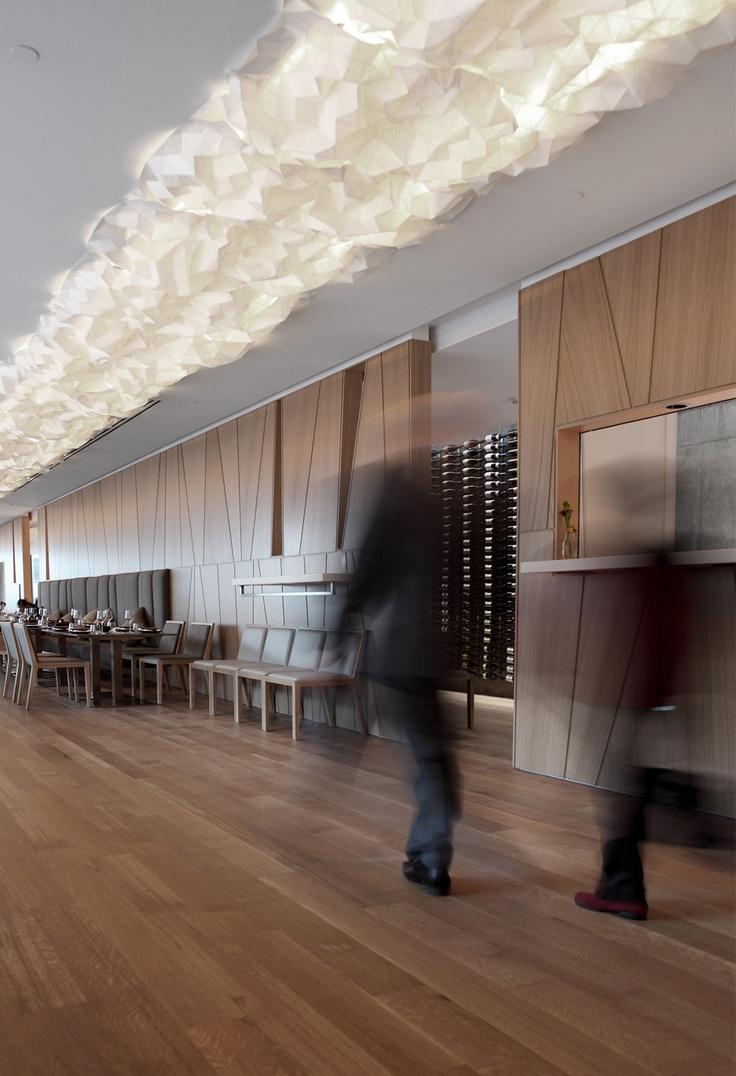 Oru restaurant office of mcfarlane biggar architects