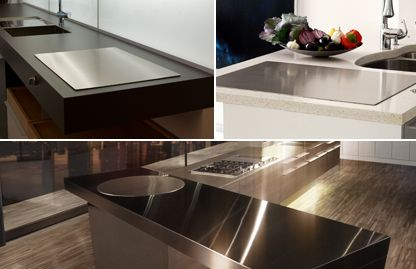 Tepandine Built-In Cooktops | unique electric teppanyaki grills | Japanese hotplates | teppan grills