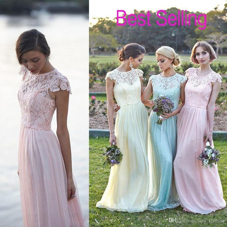 2016 New Desin Elegant Coloful Bridesmadi Dresses A Line Lace Sweetheart Cap Sleeve Prom Gowns Chiffon Evening Dresses Orange Bridesmaid Dress Retro Bridesmaid Dresses From Sara_forever, $68.35| Dhgate.Com