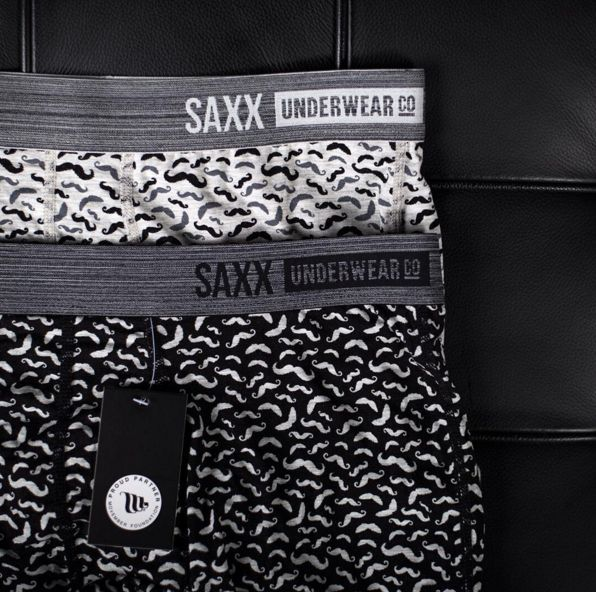 Repost from Saxx Underwear. Mix comfort and style in this life changing underwear! #YYC #SAXXUnderwear