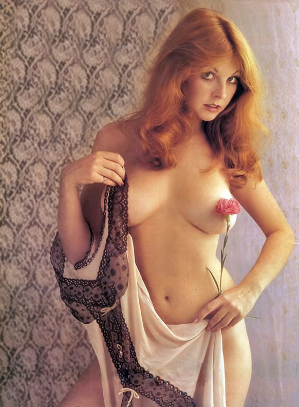 "vintageruminance: "" Cassandra Peterson before Elvira - 1970s nude """
