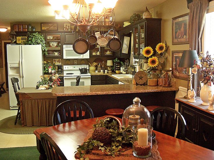 find this pin and more on primitive kitchen ideas - Primitive Kitchen Decorating Ideas