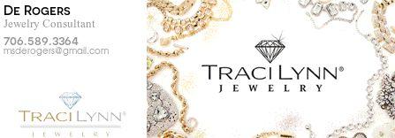 De Rogers Jewelry Consultant 706.589.3364 msderogers@gmail.com
