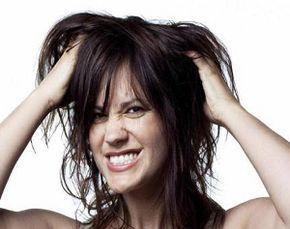 aceite de argán para el pelo dañado