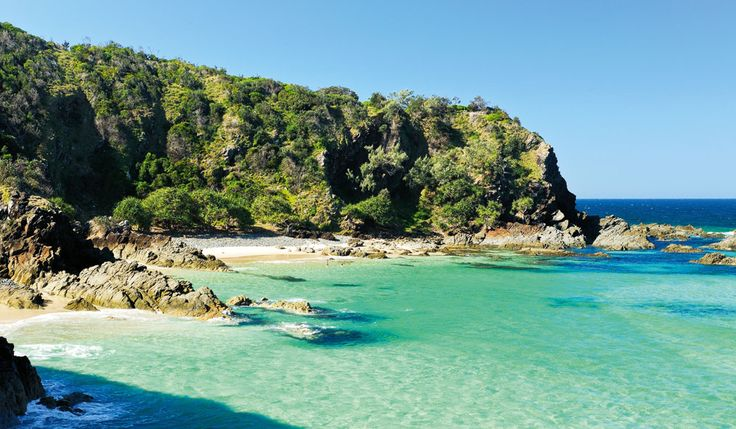 Whites Beach, Byron Bay, NSW - How have I driven past, yet never stopped?!