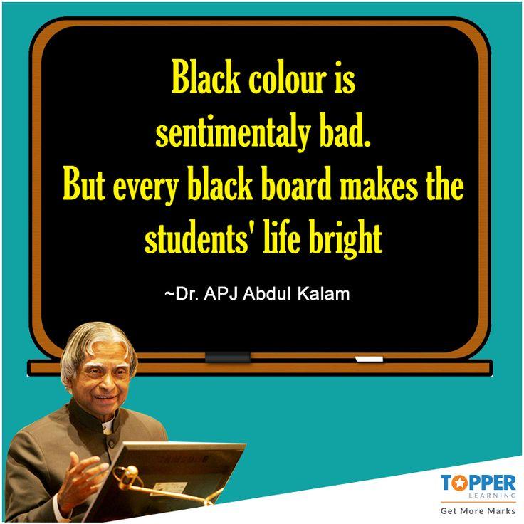 Good Morning! #AbdulKalam #Quotes #Education #Inspiring
