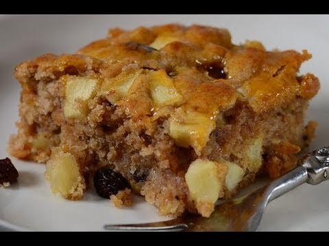 Apple Cake-yum!