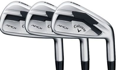 AmateurGolf.com - Blurred Lines: Callaway Apex Irons Review: merging technology and tradition