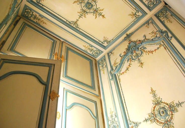 Walls and Ceiling, Versailles