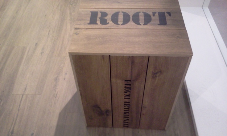 ROOT collection - porcelain stoneware