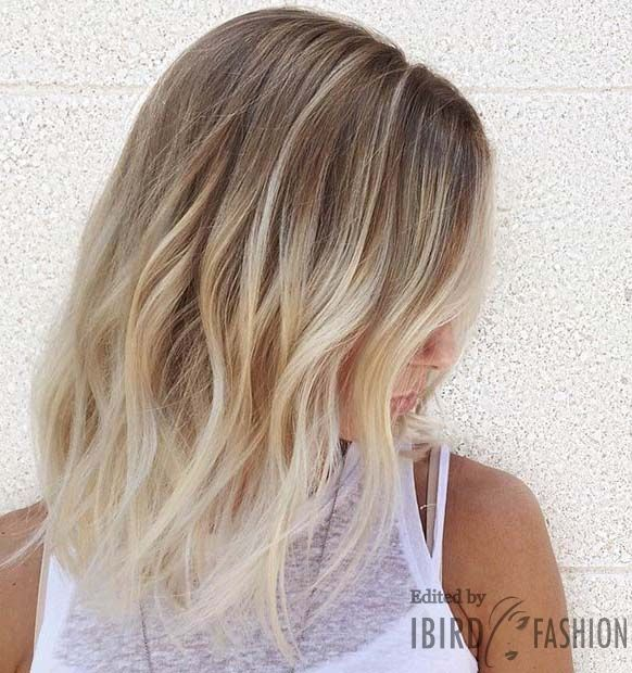 Image Result For Long Bob Hairstyles 2016 Blonde Balayage Hair Pinterest