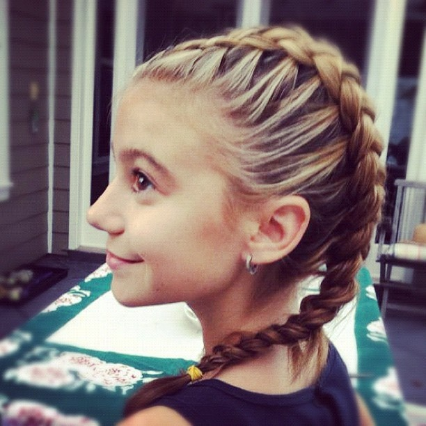 G Hannelius Cool Hair Braid Hair Styles Pinterest