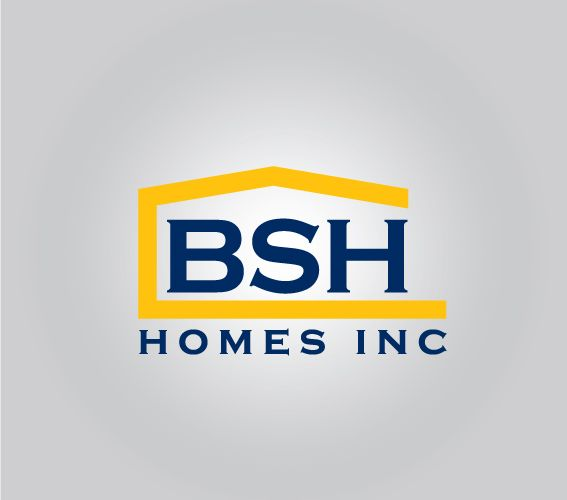 Logo design for bsh homes inc by elogolab classic logo for Classic home designs inc
