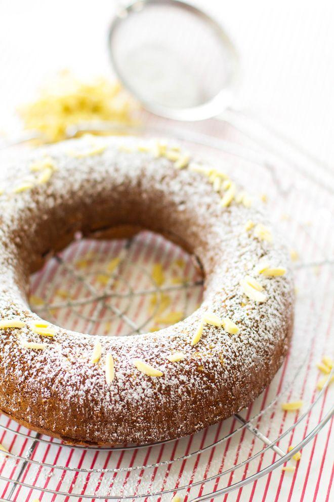 Gâteau chocolat et purée d'amandes – sans gluten sans lactose