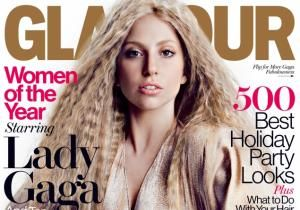 Lady Gaga covers Glamour's 2013 'Women of the Year' issue, calls herself 'a tortured soul'