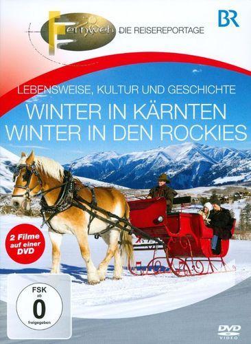Lebensweise, Kulture Und Geschichte - Winter In Karnten & Winter In Den Rockies [DVD]