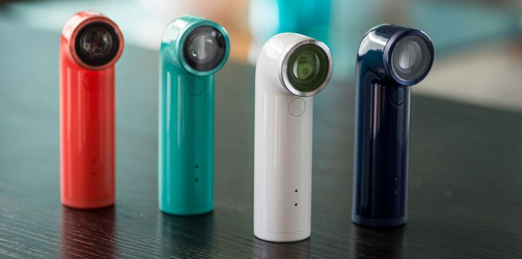 Selv om mobiltelefonen i stor grad har overtatt for kompaktkameraet, finnes det fortsatt muligheter, så nå lanserer HTC et nytt «actionkamera» de kaller HTC RE.