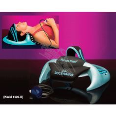 Get Relief From Painful Neck & Back Pain with the Posture Pump® Dual Disc Hydrator® Model 1400-D.  Relieves Painful Neck and Upper Back Stiffness, Headaches and Fatigue.  Two uniquely angled EED® air cells* decompress and shape the neck and upper back to relieve compressive forward upper body posture. Improves Flexibility and Ranges of Motion. https://posturepump.com