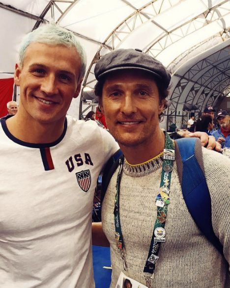 Ryan #Lochte Net Worth set to sink.  Hey Michael #Phelps had a picture of him posted smoking a bong full of marijuana.  Difference is Ryan is a liar and didn't get a bunch of gold medals because he is amazing. Lesson learned: close circuit TV is everywhere in the world, so watch what you say and do..