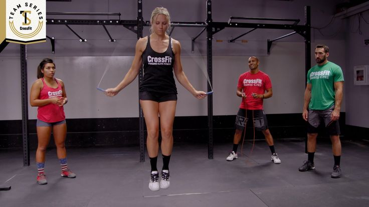 CrossFit Team Series 2015: Event 1 Demo