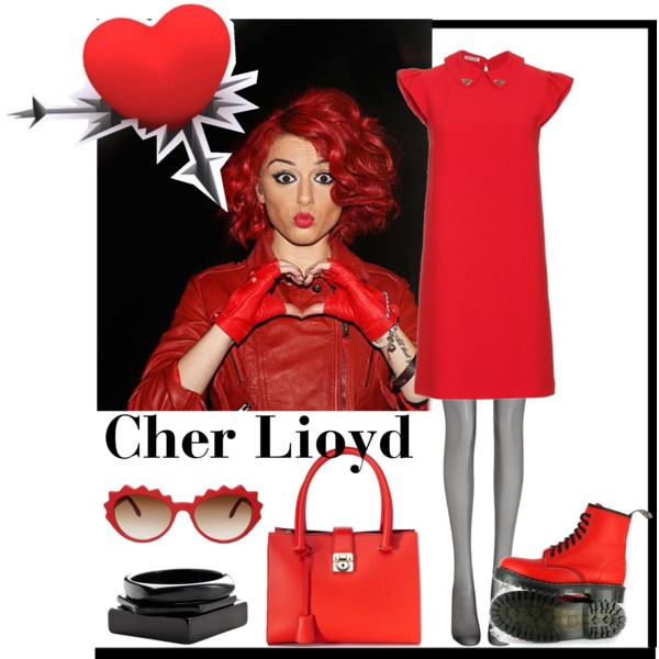 """""""Cher Lioyd...♥"""" by ornellav on Polyvore"""