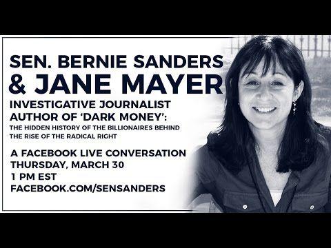 #ORTV: Bernie Sanders Sits Down With Jane Mayer: Koch Brothers, Dark Mon...