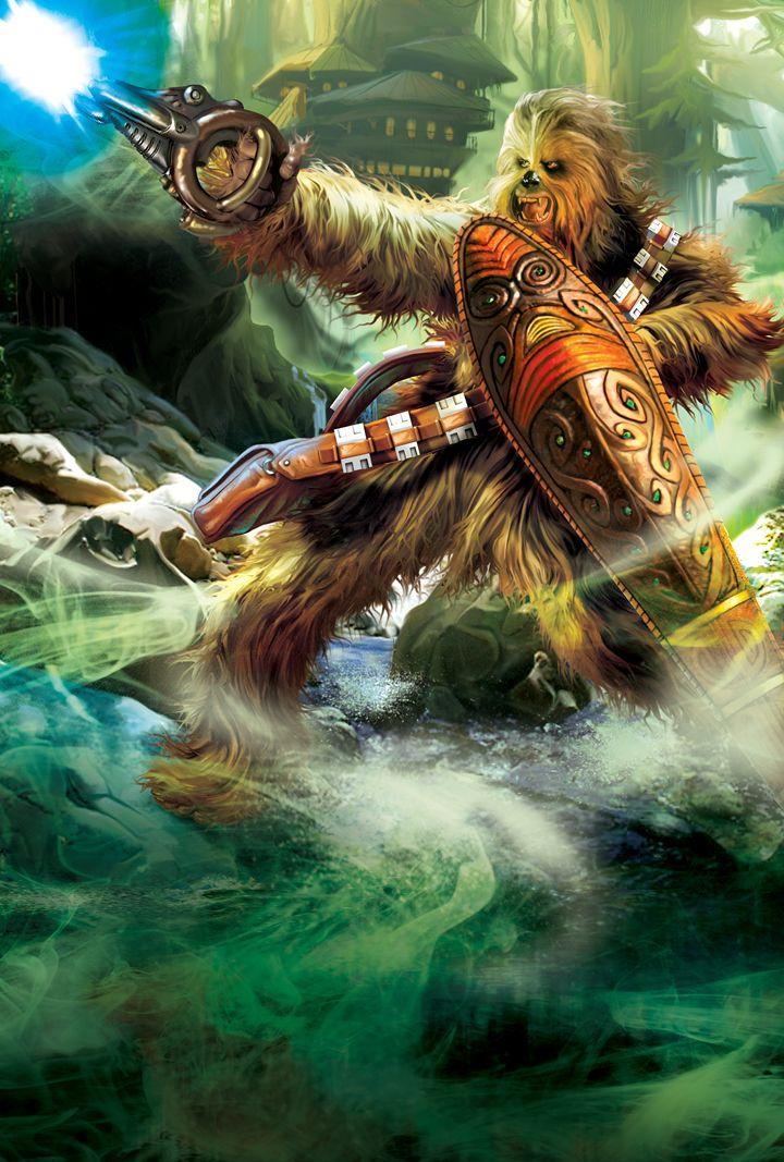Star Wars - Wookie Unleashed                                                                                                                                                      More