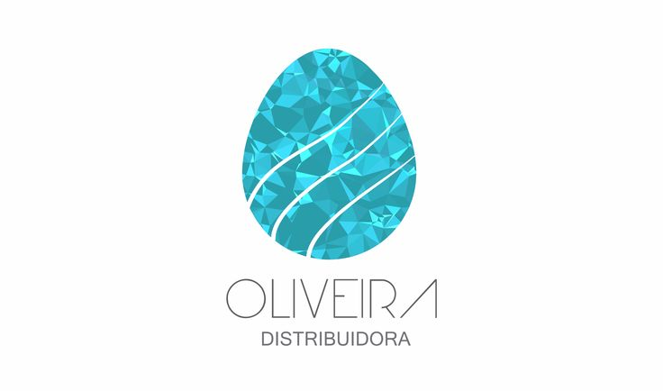 Logo da Distribuidora de Ovos Oliveira, de minha autoria.