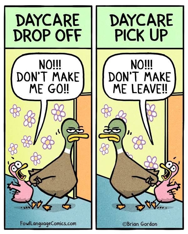 17 hilarious parenting comics that are your life.