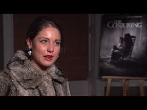The Conjuring - Made In Chelsea's Louise Thompson braves The Conjuring - Official Warner Bros. UK - http://maxblog.com/10096/the-conjuring-made-in-chelseas-louise-thompson-braves-the-conjuring-official-warner-bros-uk/