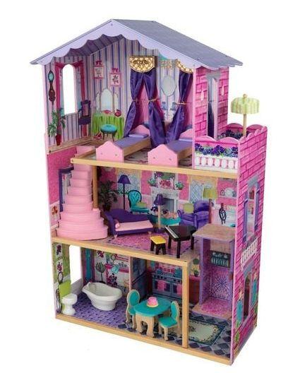 KidKraft для Барби Особняк мечты с мебелью