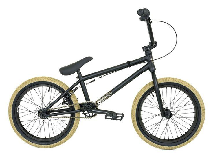 "Flybikes ""Nova 18"" 2017 BMX Bike - 18 Inch | Flat Black | kunstform BMX Shop & Mailorder - worldwide shipping"