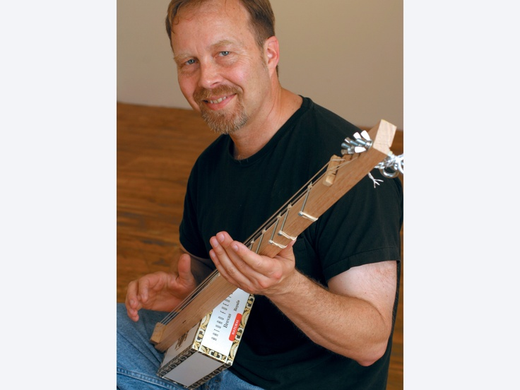 41 best instruments diy images on pinterest instruments musical cigar box guitar diy how to from make projects solutioingenieria Gallery