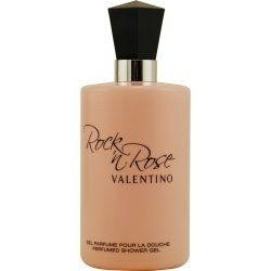 VALENTINO ROCK 'N ROSE SHOWER GEL 6.7 OZ WOMEN by Valentino. $19.33. VALENTINO ROCK 'N ROSE SHOWER GEL 6.7 OZ WOMEN. casual Bergamot, crunch green, blackcurrant, muget, rose, orange blossom, gardenia, orris, vanilla, sandalwood, and heliotrope.