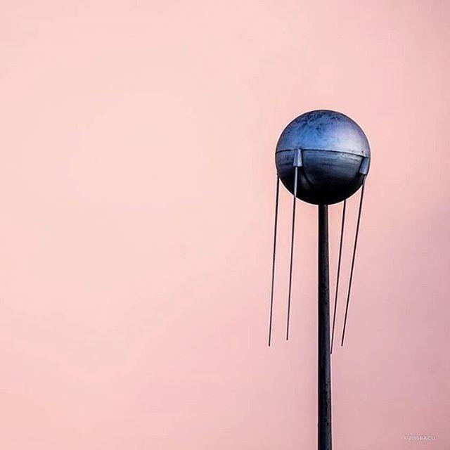 Sputnik, Café Moskau, Karl-Marx-Alle, Berlin, Germany. (c) BACU #socialistmodernism