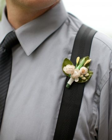 180 best wedding boutonnieres and corsages images on pinterest vintage millinery flower boutonniere junglespirit Images