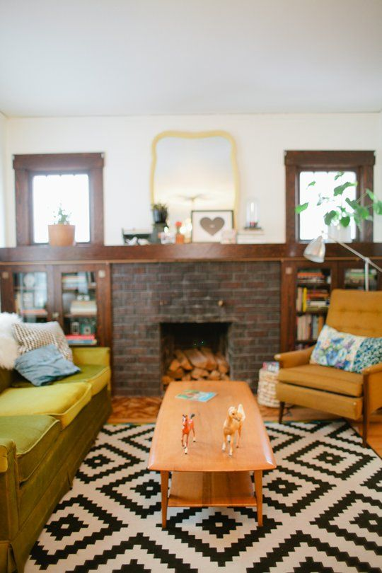 """Rachel & Brett's """"Resourcefully Chic"""" Family Home House Tour 