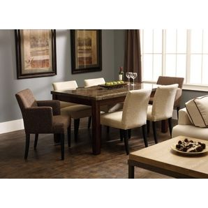 Dining Table - Antique Oak Finish