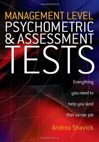 55 best psychometric images on pinterest profile interview and management level psychometric and assessment tests by andrea shavick 2000 publisher how to fandeluxe