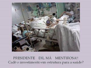 OPINIÃO TRIUNFO: A POLÊMICA IMPORTAÇÃO DE MÉDICOS ESTRANGEIROS / Há teorias de que o PT não quer trazer médicos, quer trazer ativistas políticos travestidos de médicos.' !?...