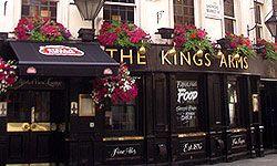 The pubs of Shepherd Market - ie: real proper Mayfair!